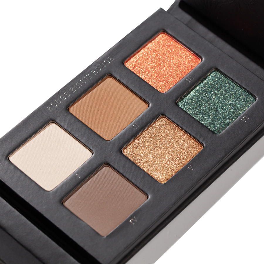 Eye Shadow Palette ENCHANTED FOREST Tender Equilibrium