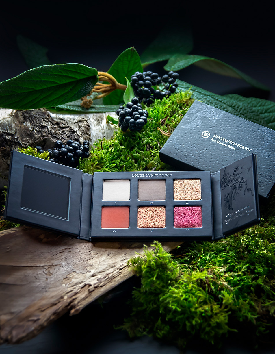 Eye Shadow Palette ENCHANTED FOREST